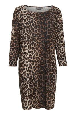 BXPARU ANIMAL TUNIC DRESS fra B.Young