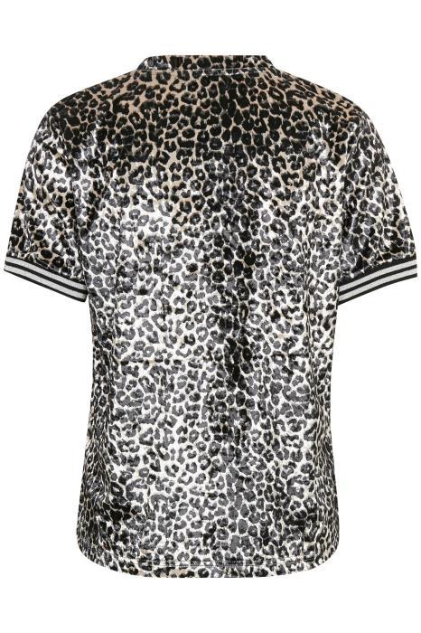Leopard bluse fra Soaked in luxury