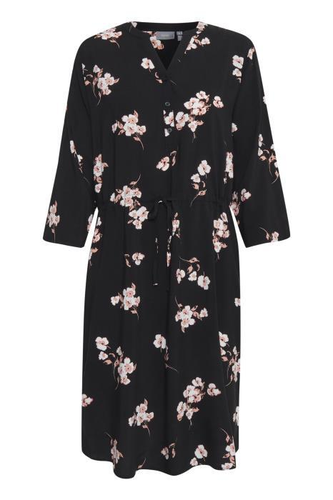 BYISOLE SHIRT DRESS FRA B.YOUNG